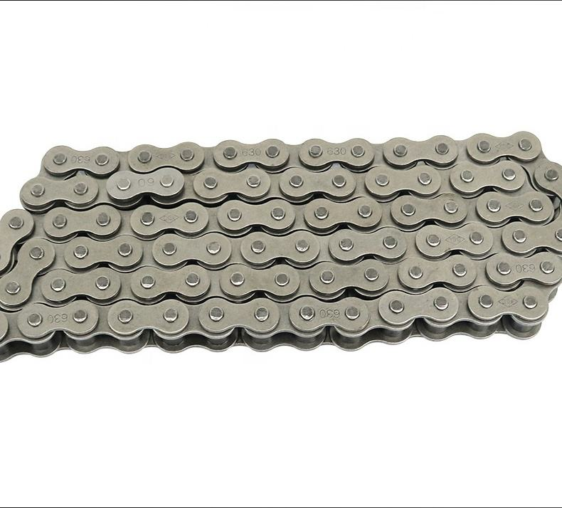 Short Pitch Roller Conveyor Chain 12A-1-80L For Sprocket
