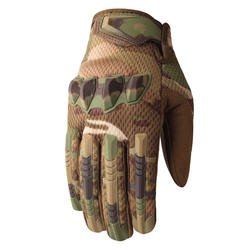 Shooting Paintball Hunting Riding Motorcycle glove Tactical Gloves Hand Protection Airsoft Glove