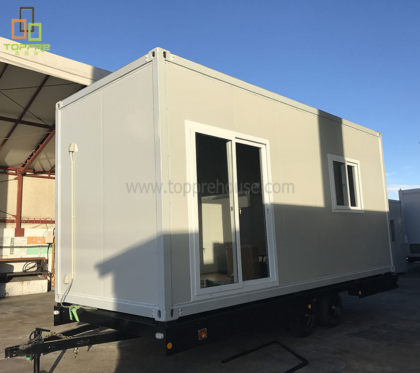 Container Caravan Moving Koud Staal Rolling Container Huis In <span class=keywords><strong>Afghanistan</strong></span> Modulaire Studenten Kamers