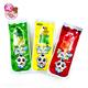 High Quality Fruit Flavor 10g Feeding Bottle Lollipop With Light