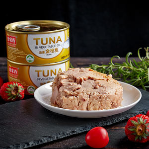 Canned Seafood Supplier Canned Tuna in Oil/ in Water