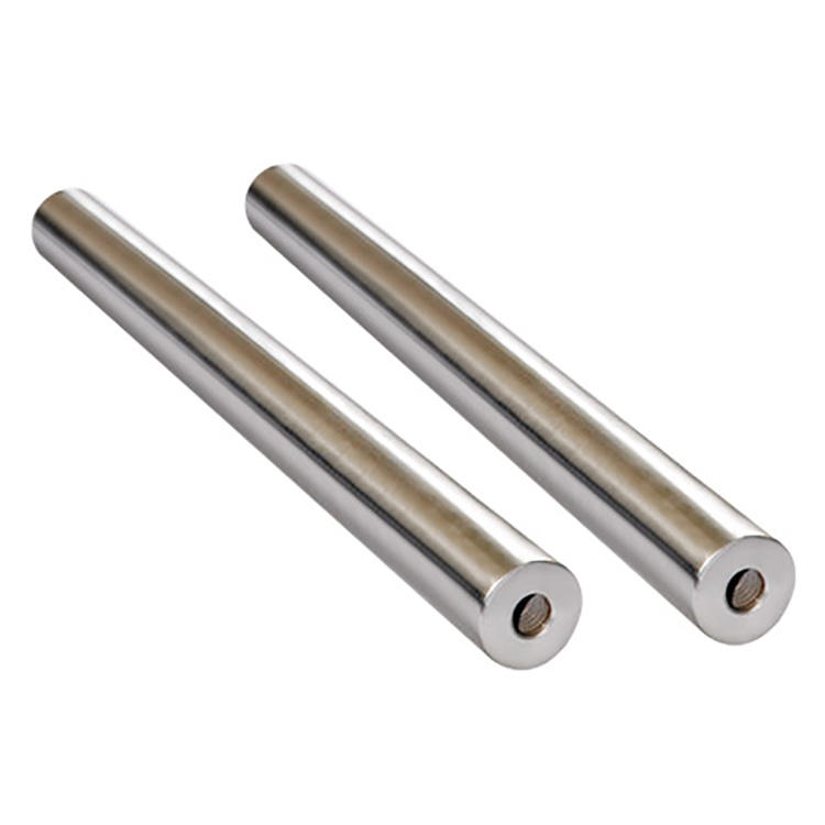 Wholesale Ndfeb Magnet And Stainless Steel Sleeve Bar Magnet Prices