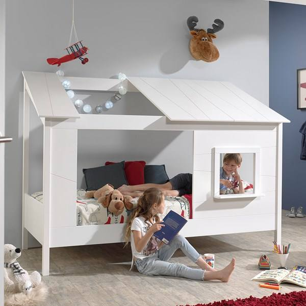factory direct children house bed for girls kids double in China