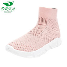 Breathable Mesh Female Sneakers Women'S Fashion Sneakers Women Sports Casual Shoes Ladies