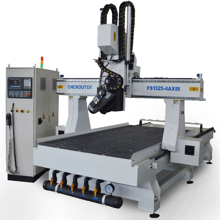 Hot Sales! 4 Axis ATC CNC Router for Wood Engraving Machine ,3D CNC Router for Model Making Machine CNC