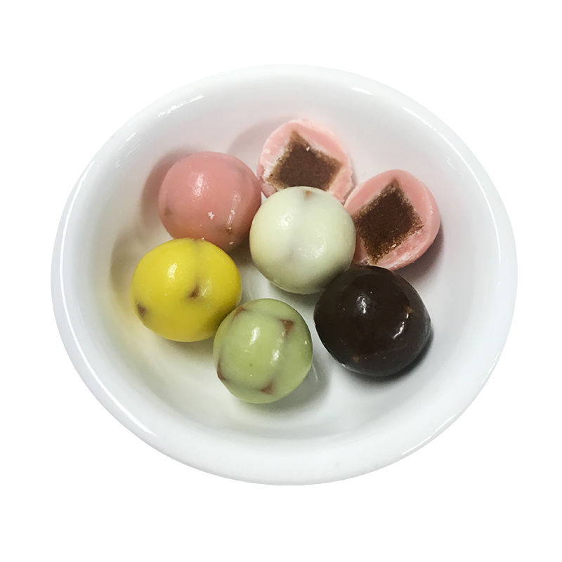 Hot Selling Snacks Organic Natural Sweet And Sour Chocolate Yogurt Hawthorn Balls