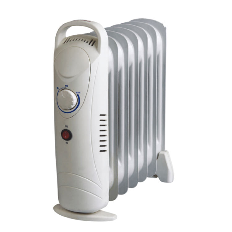 3000W mini air oil filled radiator drying rays oil radiant space heater with fan