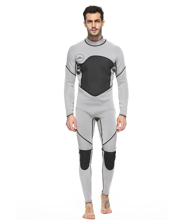 2MM <span class=keywords><strong>männer</strong></span> Jugend Dünne Neoprenanzug Rash Guard-Volle Körper UV Schutz-für Tauchen Schnorcheln Surfen Speerfischen Sport