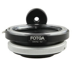 EOS-M4/3 Metal Tilt Lens Adapter Ring for Canon EOS Lens to