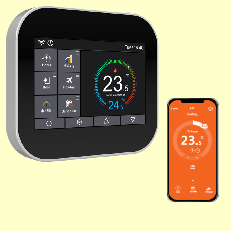 Wifi thermostat for Heating