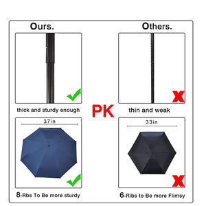8 Ribs Unbreakable Frame Windproof Structure Anti UV protective Mini Pocket Parasol Umbrella