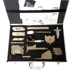 13pcs welding gauge set