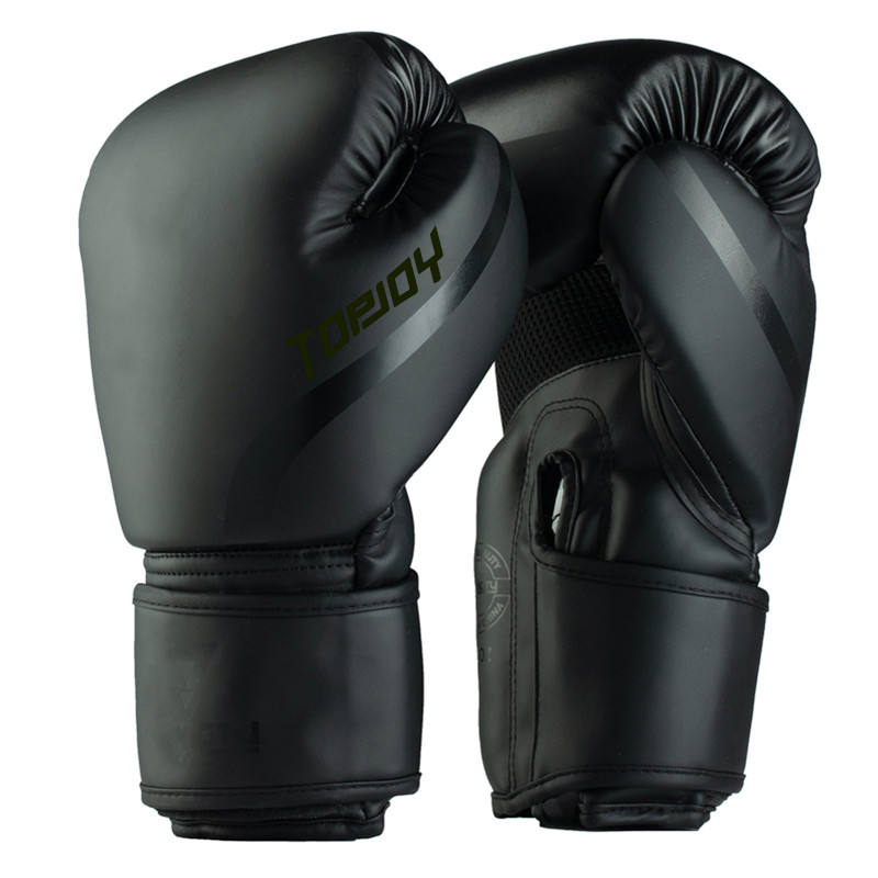 Fight Training Comfortable Professional Custom Logo Boxing Gloves