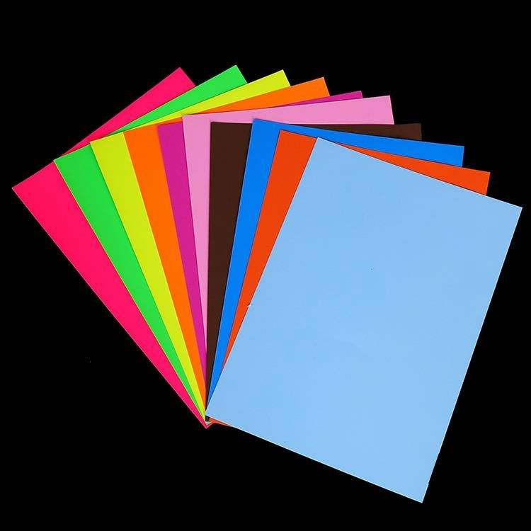 board best multipurpose a3 cheap shred wrap 2018 new product hot!!! 120gsm to 350gsm art wrapper fluorescent paper