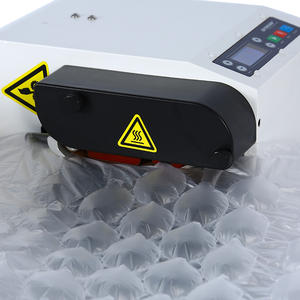 MA400 air bag inflate machine air bubble pillow cushion machine air cushion wrap machine