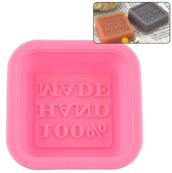 Silicone Mould Handmade Soap molds Silicone Mould