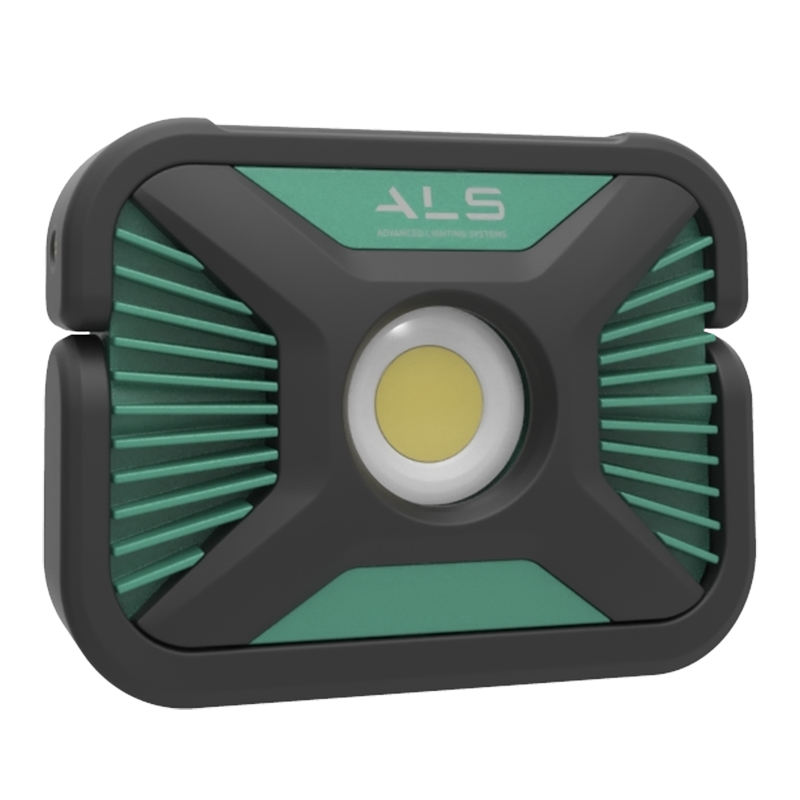 ALS super bright industrial handy powerful waterpoof rechargeable led explosion proof led flood light