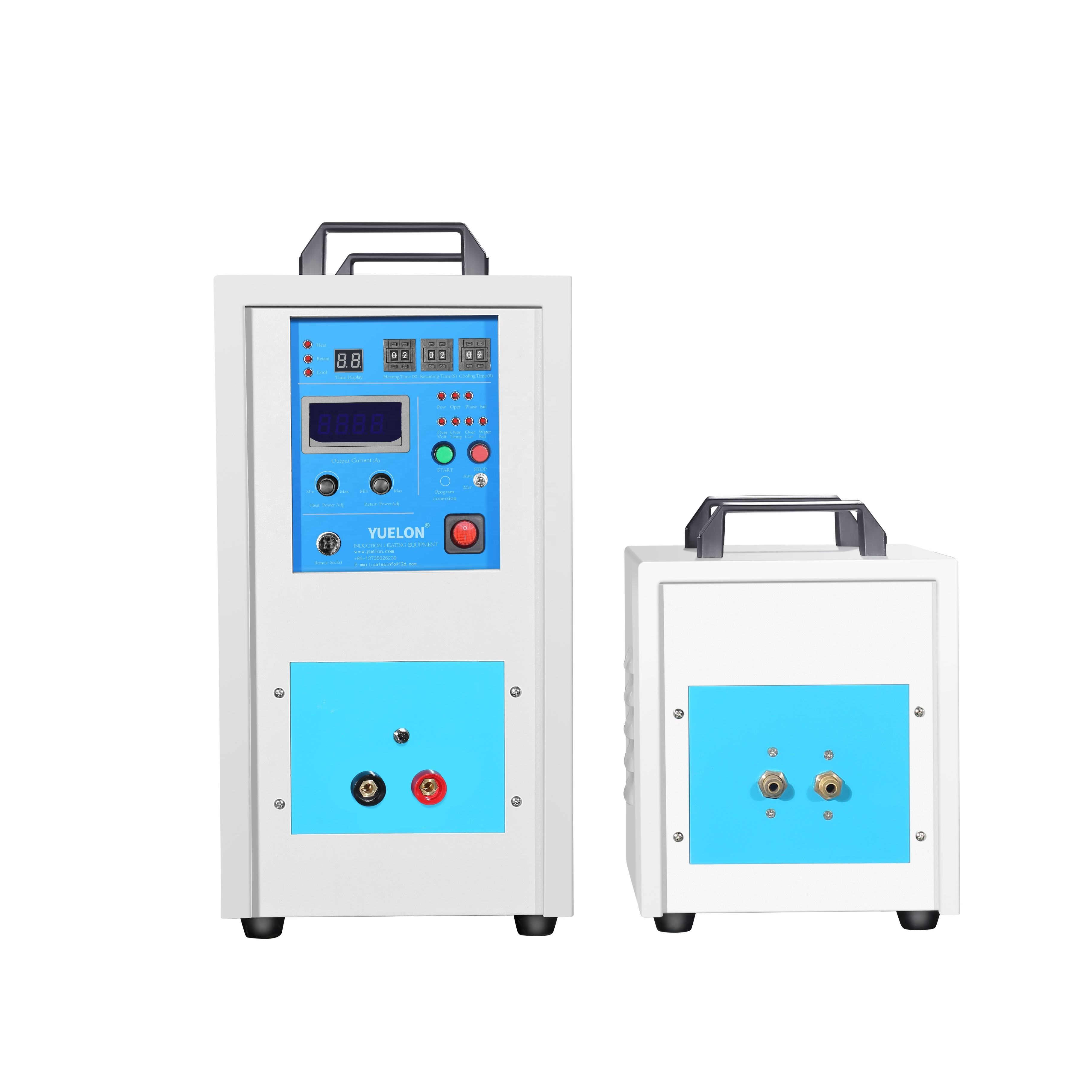 High Frequency 25AB Induction Heating Machine for metal processing