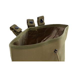 Belt Bag Camping Military Pouch Canvas Holster Belt Pouch Ammo Holder Ammunition Pouch Canvas Pouch Recycled Pouch Military Surplus