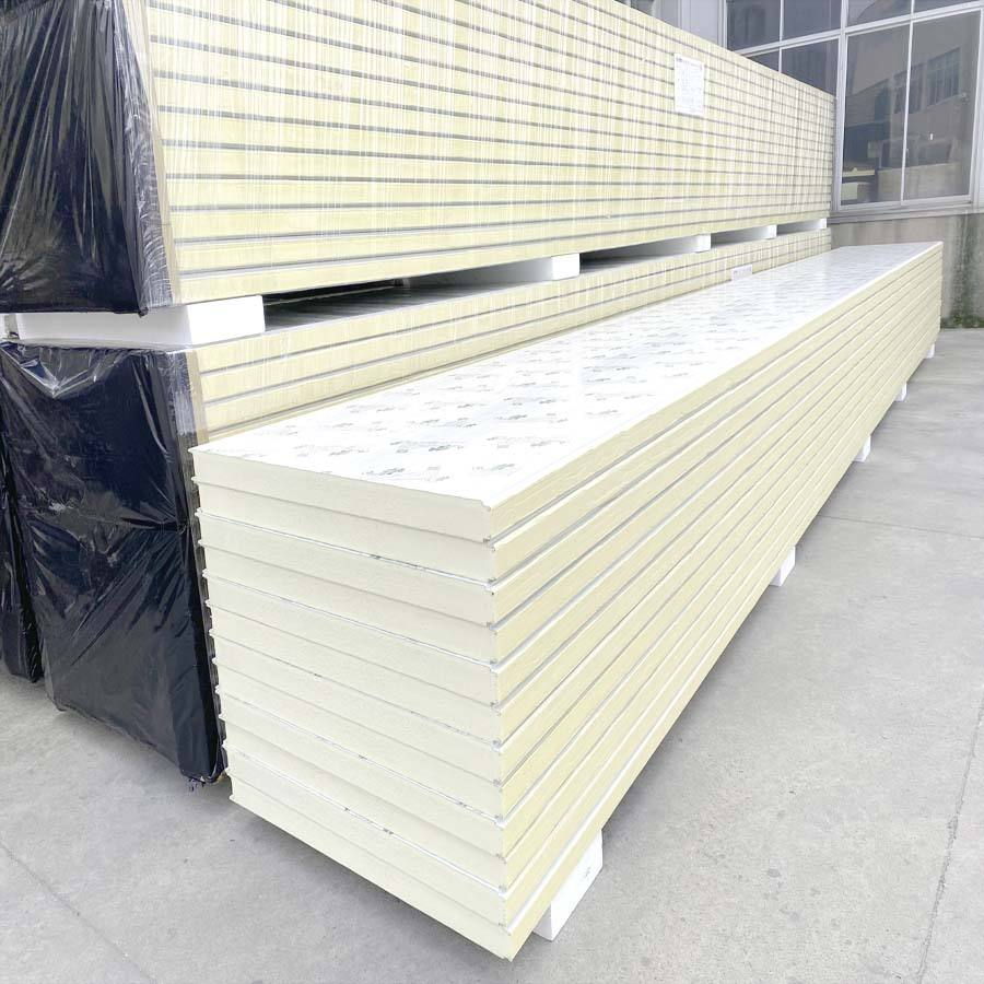 freezer room cold storage polyurethane sandwich panels for onion