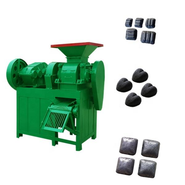 Good Design Roller Press Coal Briquetting Machine Competitive Price