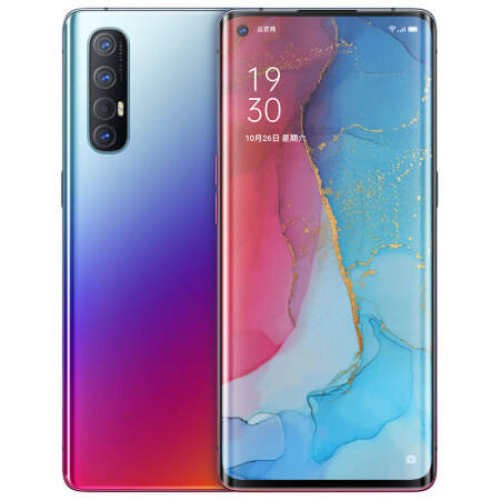 "Original Oppo Reno 3 Pro 5G Smartphone Snapdragon 765G 6.5 ""90HZ 8GB RAM 128GB ROM 48.0 MP0MP Android 10.0 handy 5G"