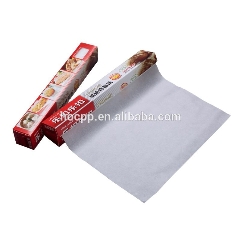 Hongchang Fulton white round ovenwave use baking paper cake steamer liner customized Paper