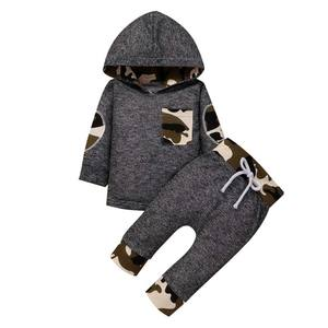 New Born Cotton Baby Clothes Sets Boy's Clothing Set Long Sleeve Winter