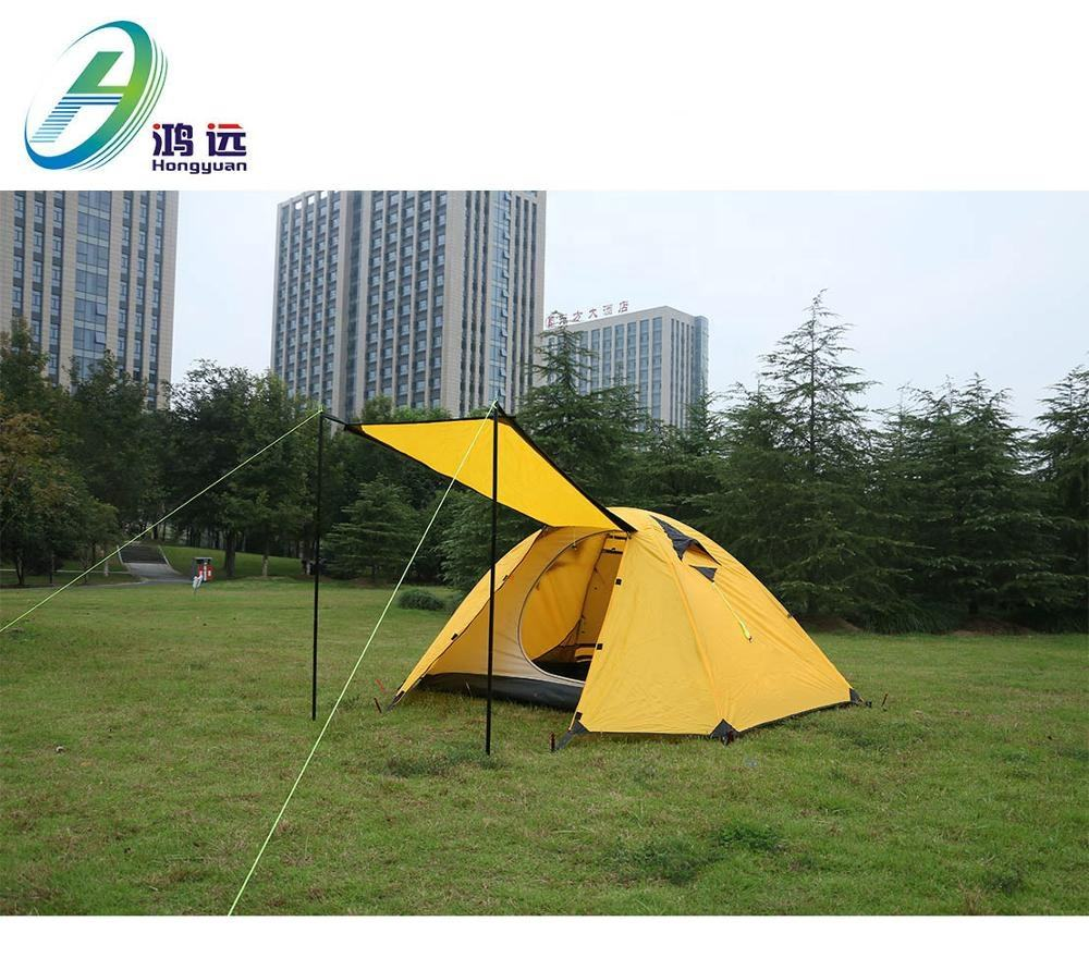 2019 Hot selling Top Sale Cheap custom 3 person outdoor automatic tourist camping tent Made in China