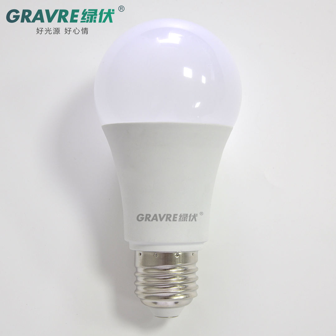 Modern China 110V 220V A19 A21 6W 8W 10W 12W 15W 18W 24W watts aluminum plastic skd Indoor E27 B22 led lighting bulb light lamp