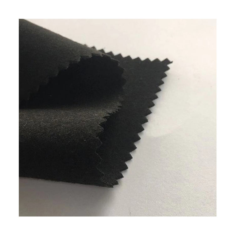 0.8mm microfiber suede leather for gloves