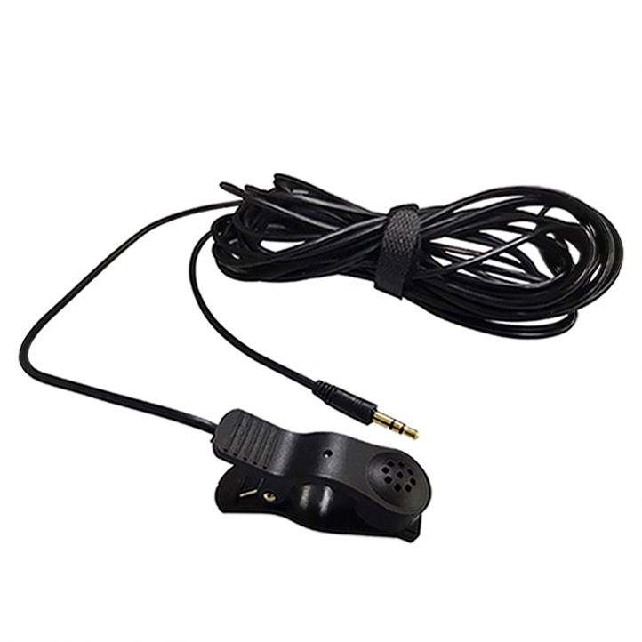 New Product Condensor Microphone Lavalier Voice Recording