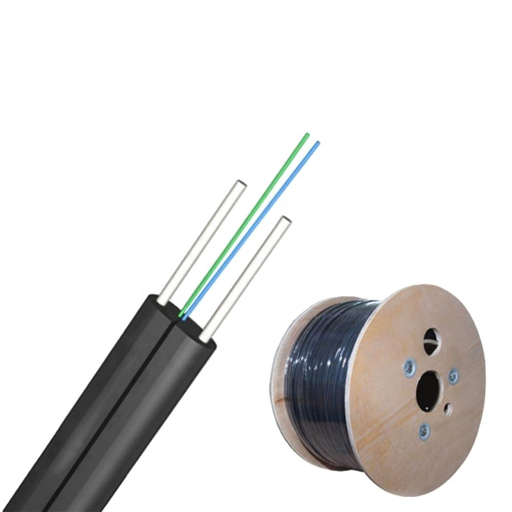 Fiber Optical Cable 1KM price FTTH indoor drop cable