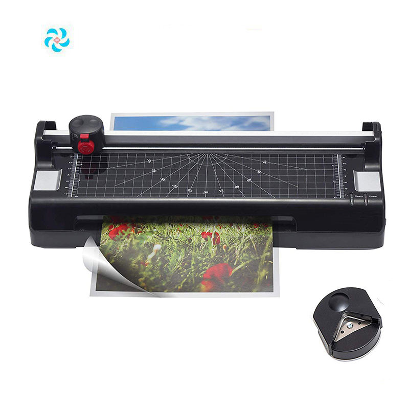 Household mini lamination machine a4 size for photo or document laminating