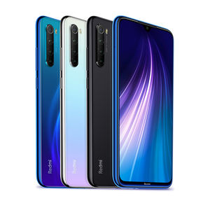 Global version Xiaomi Redmi Note 8 4GB 64GB Red Mi Mobile Phone Snapdragon 665 Octa Core 48MP Quad Rear Camera