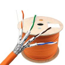 cat7 sftp shielded  lan cat7a 1200mhz 22awg 23awg  1000mhz lszh CAT6A UFTP FFTP FUTP  CPR Bca Dca Eca network cat 6A 7  7a cable