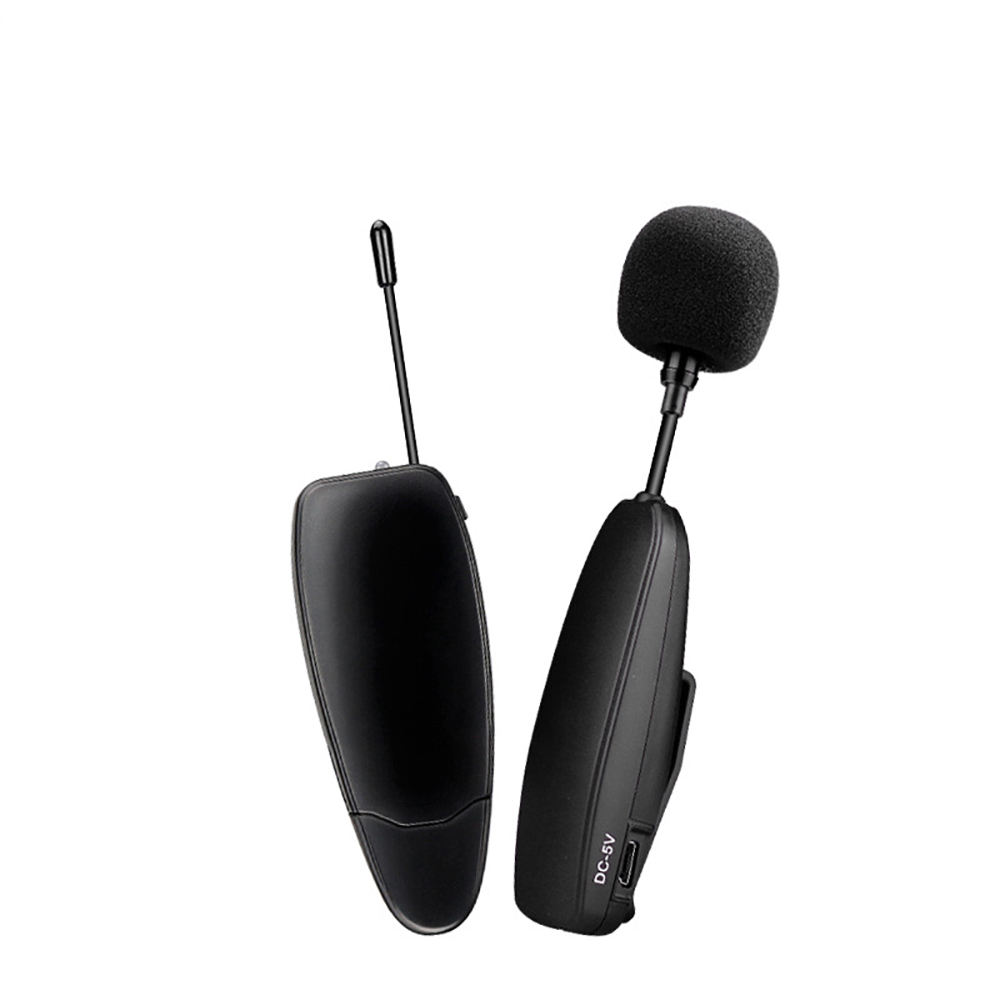 GAW-6515D Professional UHF Wireless Condenser Portable Lavalier Microphone for Mobile Live Conference Instrument Lavalier Mic