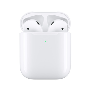 Headset Nirkabel Gen 2 Earphone Airpod Tws 2, Earphone Mini Tanpa Kabel Tahan Air dengan 1:1 Bluetooth