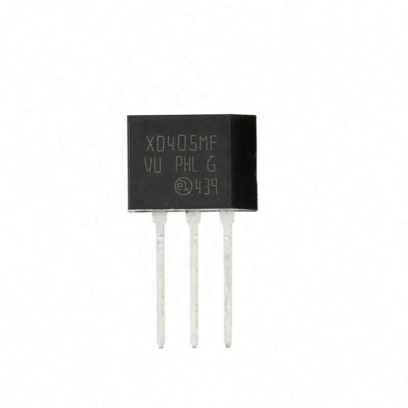 Electronic Components St Spot New X0405 One-Way Thyristor To-202 600V 4A Quality Assurance Transistor X0405mf