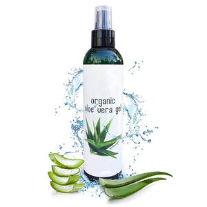 Private Label Organic Moisturize & Reduce Acne Aloe Vera Gel for Face and Body