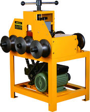 HHW-G76 multi function  manual pipe bender