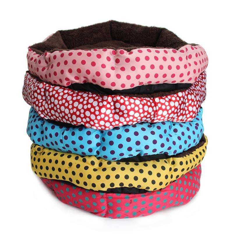 Large Multicolored Optional Cheap and Comfortable Wholesale Pet Dog Cat Bed