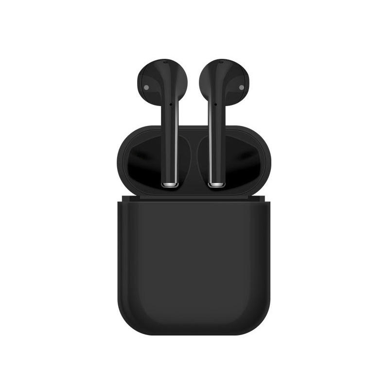 Best Selling High Quality Super Capacity Battery i12 TWS Blue Tooth 5.0 Wireless Earbuds Earphone Manufacturer