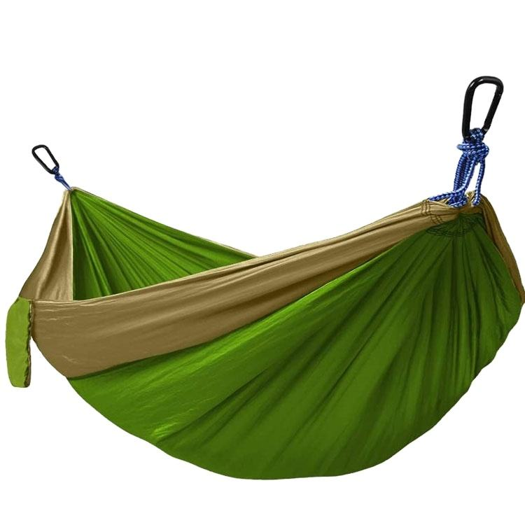 Sleeping Swing Outdoor Portable Camping Hammock Hanging Chair Double Nylon 210T Camping Hammock
