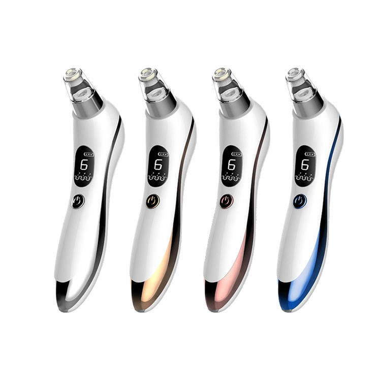 Trending Products 2019 New Arrivals Electric Blackhead Vacuum Remover Extractor Tool