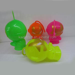 LED TPR Toy Ball Flashing Bouncy Ball for Kids