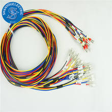 Custom molex connector cable assembly wiring harness