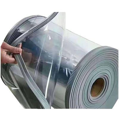 China Factory New Eco-Friendly No Chemical 2ミリメートルMagnetic Plastic Vinyl PVC Strip Air Curtain