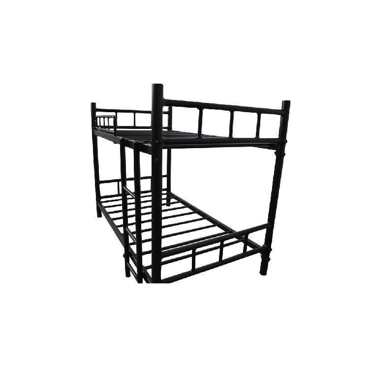 Stable Steel Double Modern Adult Bunk Beds Cheap For Hotels