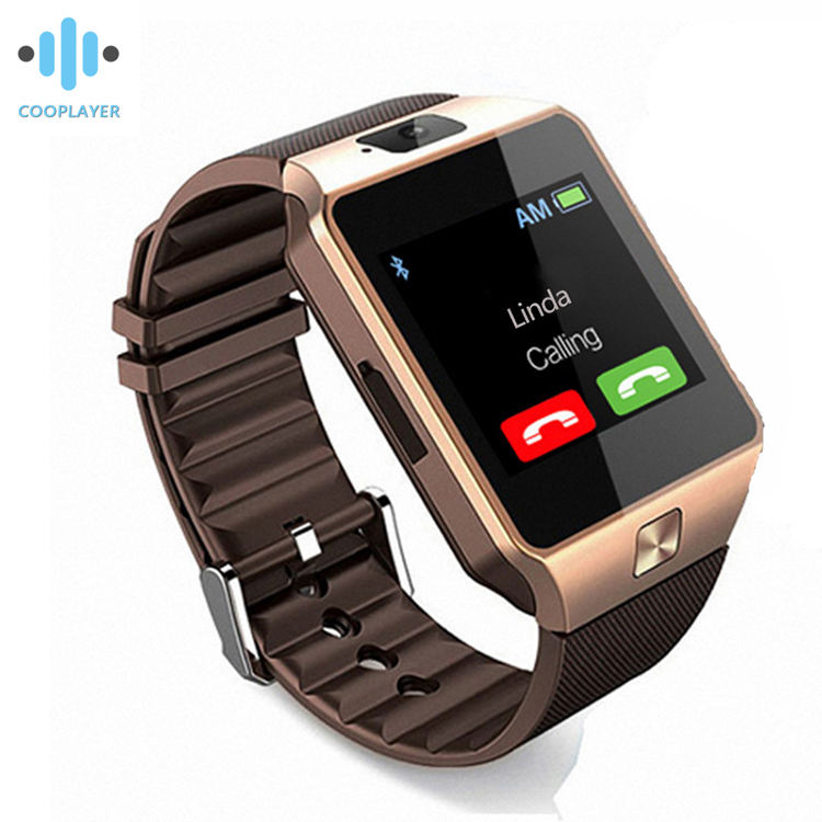 Generic Dz09 smartwatch Pedometer Sleep HD Voice Record Intelligent Anti-lost Smart Watch With Sim Card Remote Camera